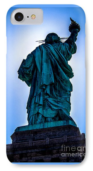 Let Freedom Ring IPhone Case by James Aiken