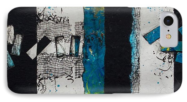 Let It Flow IPhone Case by Laura Lein-Svencner