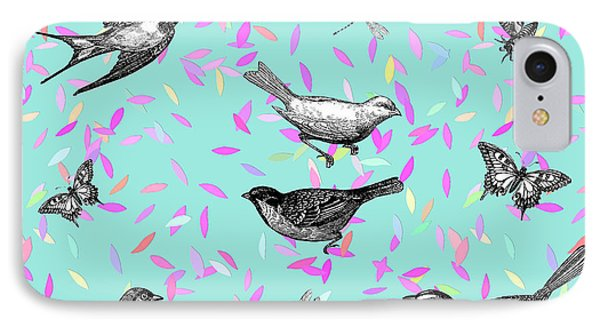 Let It Fly IPhone 7 Case by Gloria Sanchez