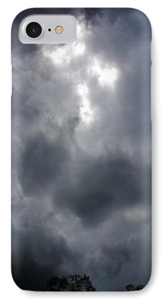 Let There Be Light IPhone Case by SeVen Sumet