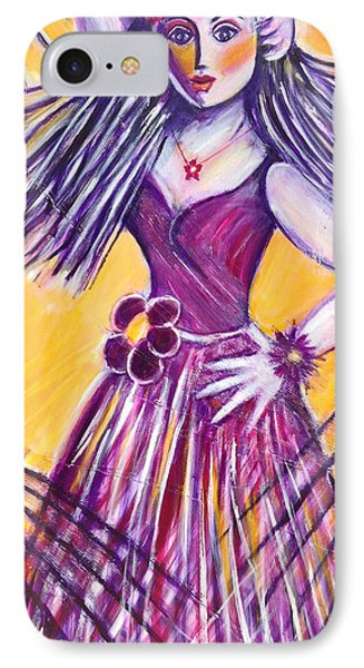 Let's Dance IPhone Case by Anya Heller