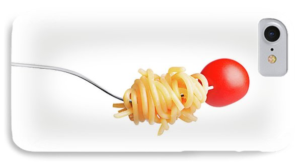 Let's Have A Pasta With Tomato IPhone Case