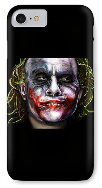Let's Put A Smile On That Face IPhone 7 Case by Vinny John Usuriello