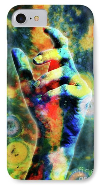 Letting Go IPhone Case by Stephan Grixti