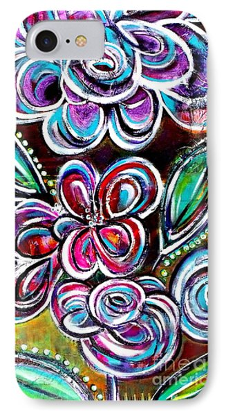 Letting Loose IPhone Case by Julie  Hoyle