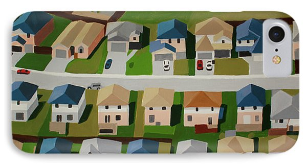 Levittown, Pa IPhone Case by Toni Silber-Delerive