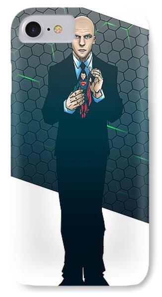 Lex Dawn Of Justice IPhone Case