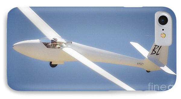 Libelle Sailplane Soaring IPhone Case