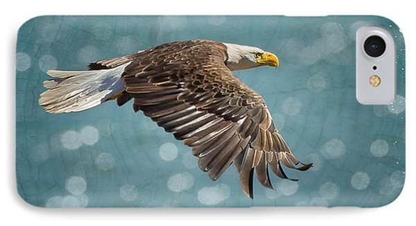 Liberty IPhone Case by Alice Cahill
