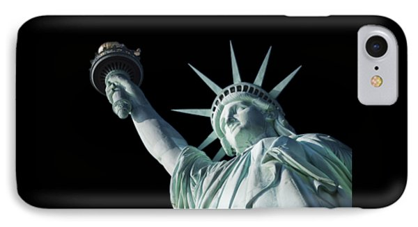 Liberty II IPhone Case by  Newwwman