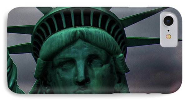 Liberty Sunset IPhone Case