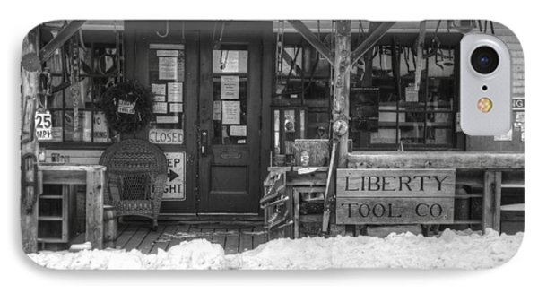 Liberty Tool Co IPhone Case