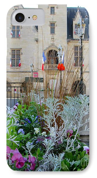 Libourne Town Hall IPhone Case