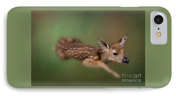 IPhone Case featuring the photograph Life Begins by Brenda Bostic