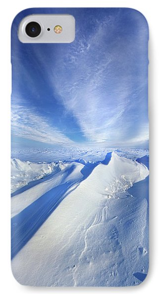 Life Below Zero IPhone Case by Phil Koch