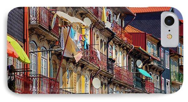Life In Ribeira Porto  IPhone Case