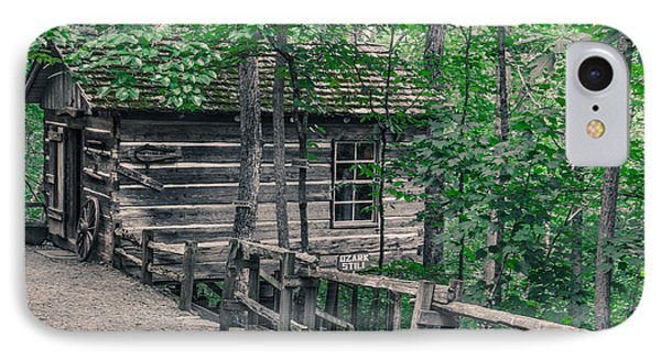IPhone Case featuring the photograph Life In The Ozarks by Annette Hugen