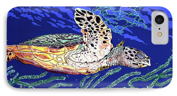 Life In The Slow Lane IPhone Case by Debbie Chamberlin