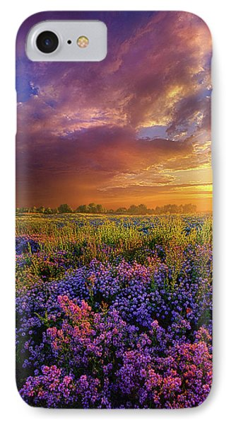 Life Is Measured In Moments IPhone Case by Phil Koch