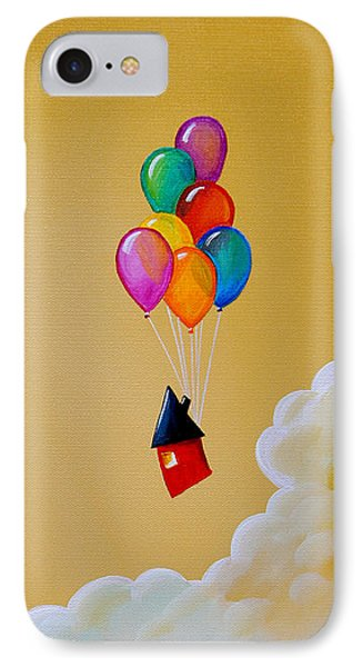 Life Of The Party Phone Case by Cindy Thornton
