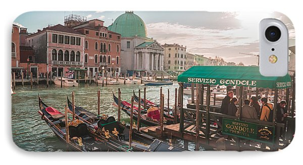 Life Of Venice - Italy IPhone Case