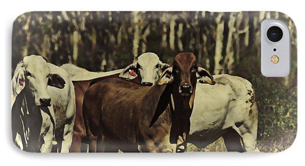 Life On The Farm V3 Phone Case by Douglas Barnard