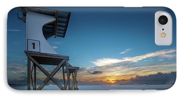 IPhone Case featuring the photograph Lifeguard by Brian Jones