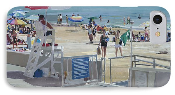 Lifeguard On Duty IPhone Case