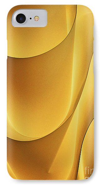 Light And Form I IPhone Case by Elizabeth Hoskinson