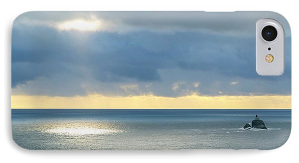 IPhone Case featuring the photograph Light And Lighthouse by Suzette Kallen