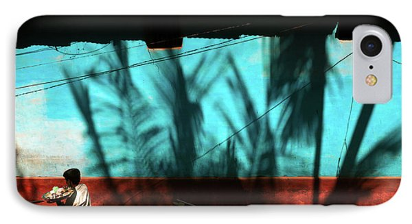 Light And Shadows Phone Case by Marji Lang