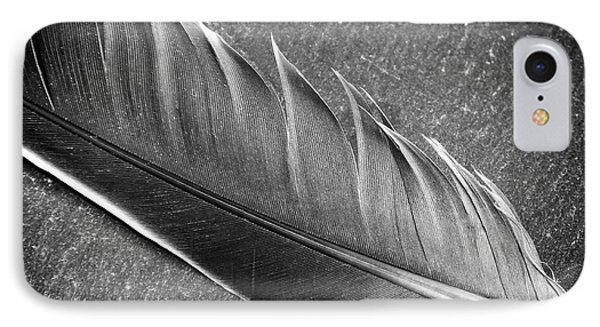 IPhone Case featuring the photograph Light As A Feather by Karen Stahlros