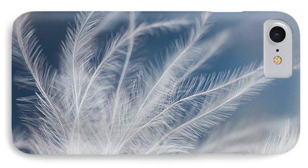 Light As A Feather IPhone Case by Yvette Van Teeffelen