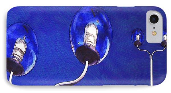 Light Balls Phone Case by Paul Wear