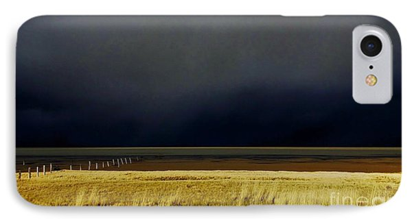 Light Before The Storm IPhone Case