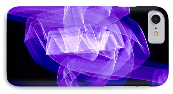 Light Bulb Purple IPhone Case