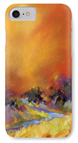 Light Dance IPhone Case by Rae Andrews
