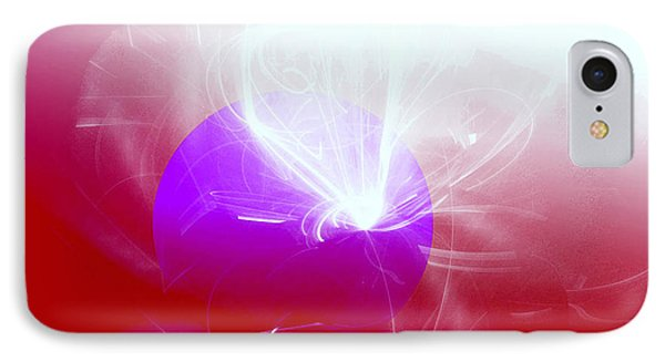 Light Emerging IPhone Case by Ute Posegga-Rudel