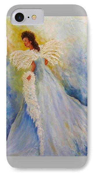 Light Of Grace,angel IPhone Case