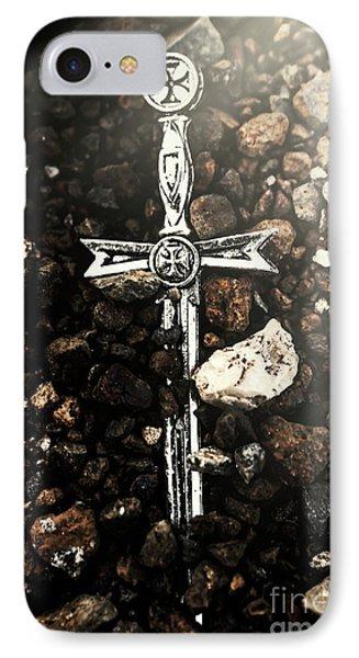 Light Of Mythology IPhone Case