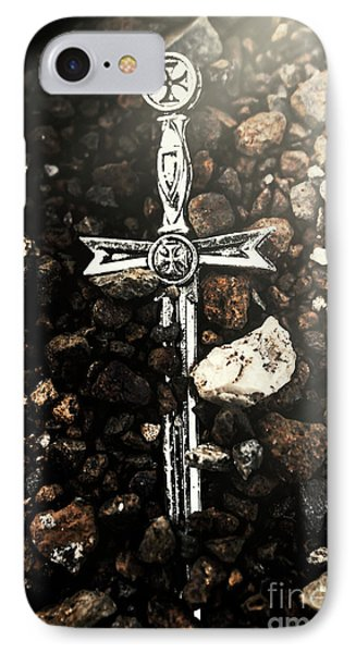 Light Of Mythology IPhone Case by Jorgo Photography - Wall Art Gallery