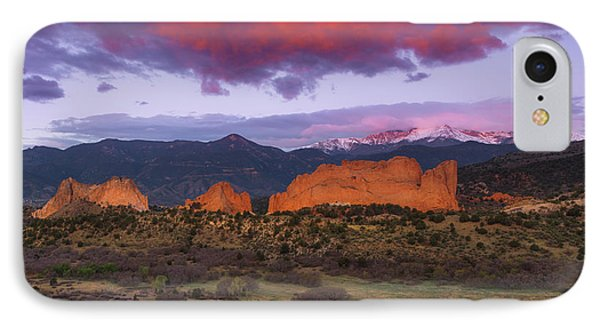 IPhone Case featuring the photograph Light Of The Sun by Tim Reaves