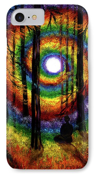 Light Of Tolerance IPhone Case by Laura Iverson