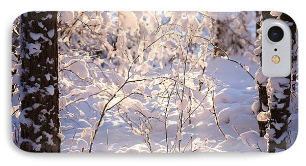 Light Of Winter IPhone Case