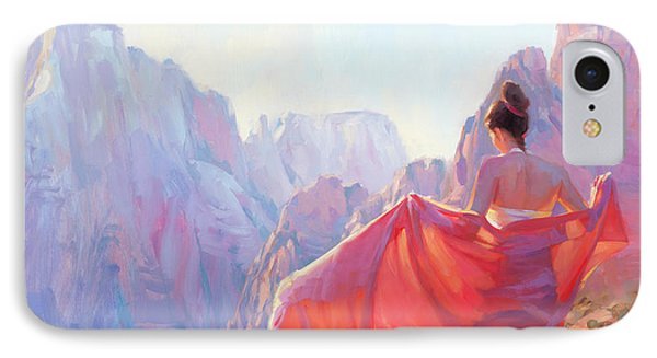 Light Of Zion IPhone Case by Steve Henderson