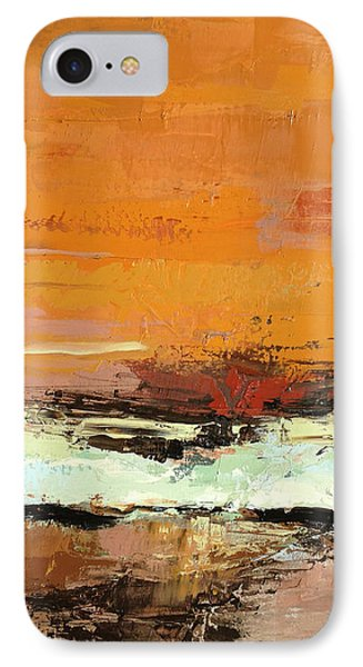 Light On The Horizon IPhone Case by Nathan Rhoads