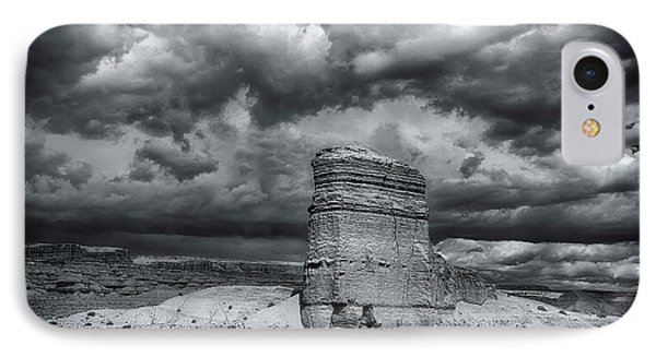 Light On The Rock IPhone Case by John A Rodriguez