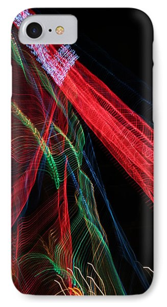 Light Ribbons IPhone Case