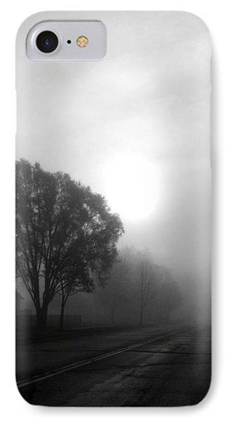 Light Through A Fog IPhone Case