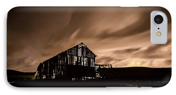 Lighted Barn IPhone Case